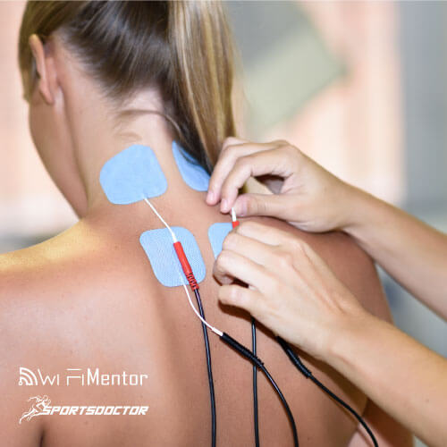 Curso online de Eletroestimulação Muscular e Microcorrentes
